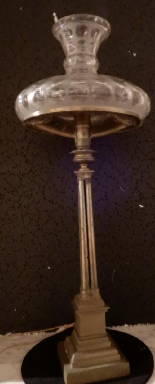 Antique Sinumbra Lamp