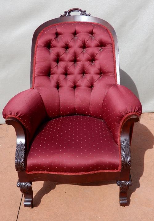 Duncan Phyfe Classical Armchair