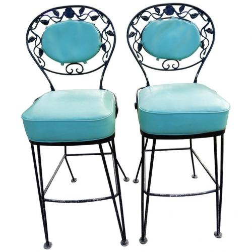 Bar Stools by Woodard