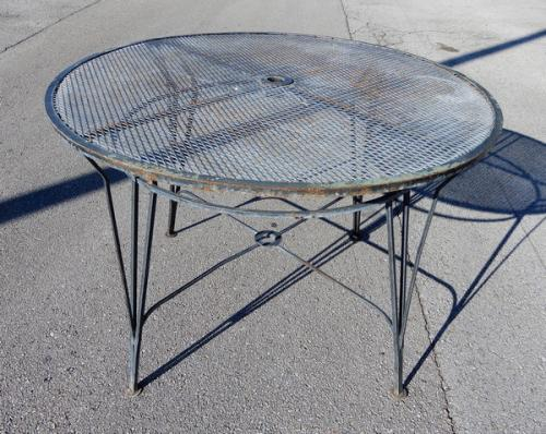 Salterini Radar Table   SOLD