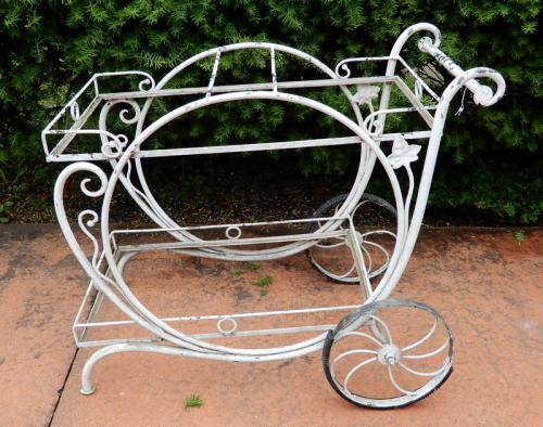 Salterini Mt Vernon Tea Cart
