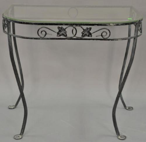 Salterini Vintage Mt Vernon Console table