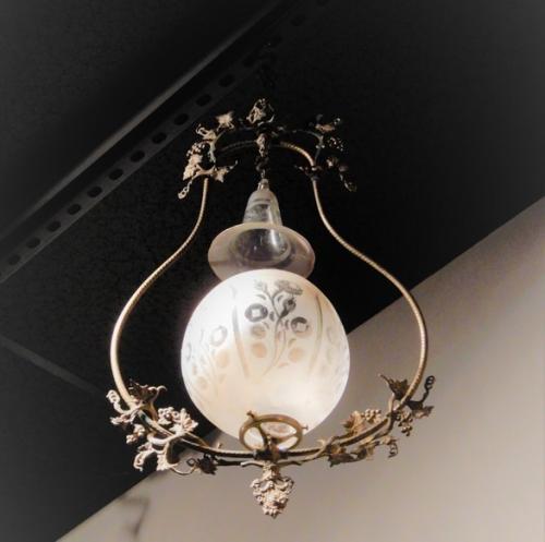 Gas Hall Chandelier, Rococo