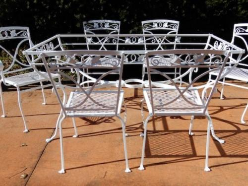 Salterini Mt Vernon Dining Set SOLD