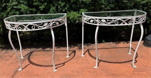 console table by salterini a pair