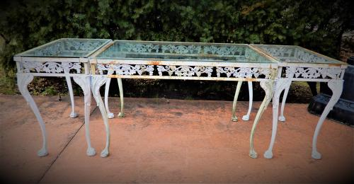 Vintage Molla 3part dining table