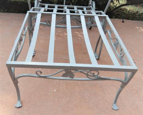 Salterini Mt Vernon 2 piece chaise lounge