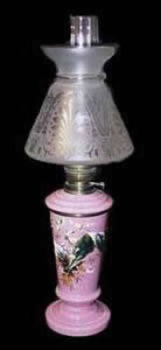 Victorian Brass Gas Chandelier - 114