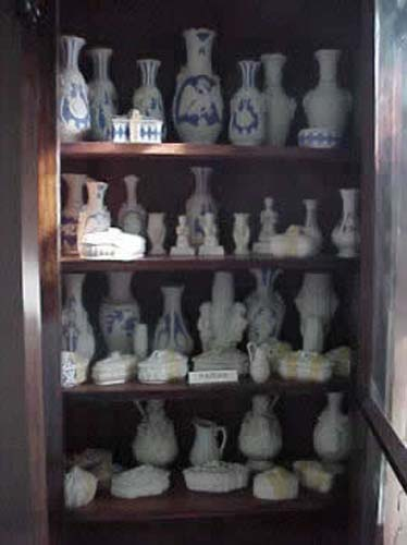 Bennington Parian Collection SOLD