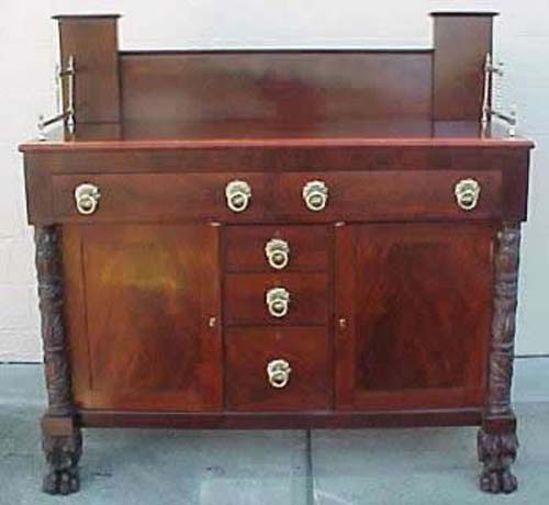 Am Classical Or Empire Sideboard