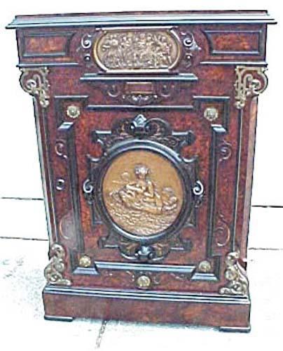 Roux Victorian Renaissance Revival Cabinet Sold