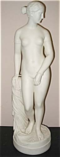 Copeland Parian Greek Slave SOLD