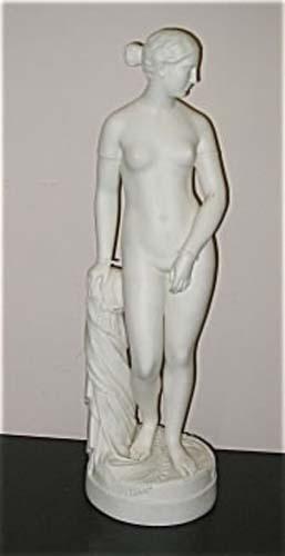 Copeland Parian Greek Slave SOLD