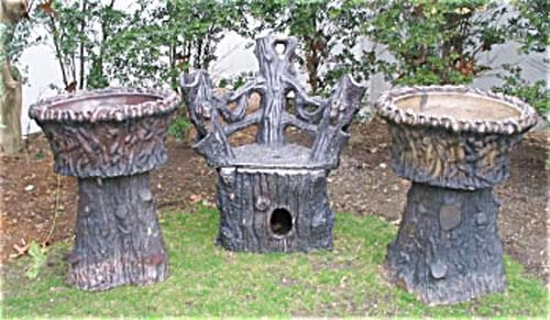 Garden: Sewertile Chair