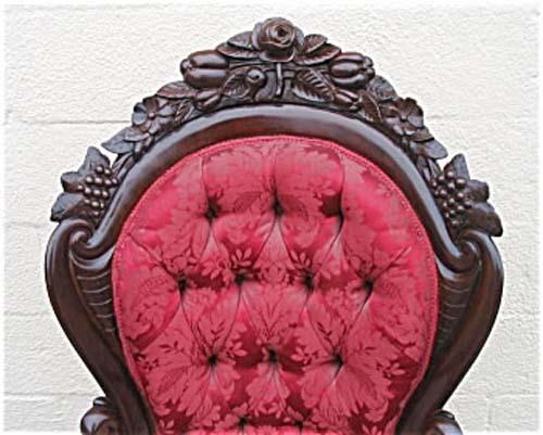 Belter Rosalie Armchair