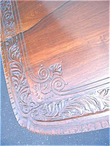 Victorian Aesthetic  Rosewood Center TableSOLD