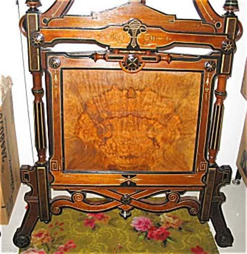 Victorian Renaissance Revival Easel SOLD