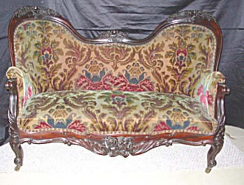 Belter Sofa Made For Tom Thumb SOLD