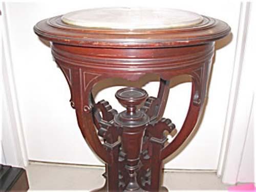 Victorian Walnut Pedestal Table SOLD