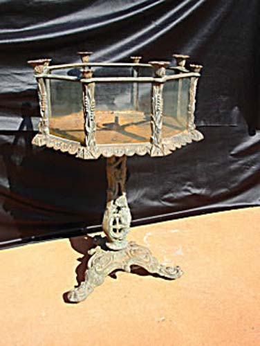 Victorian Fiske Terrarium SOLD