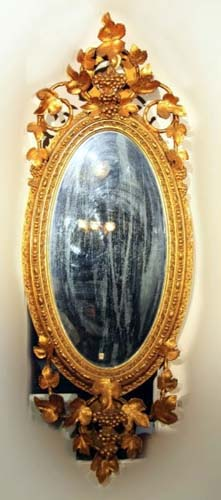 Mirror Gilded Rococo Revival