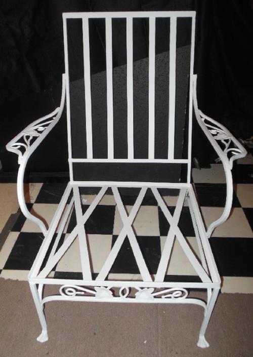 Armchair, Salterini Mt Vernon Armchair